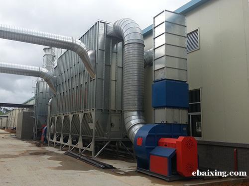 安全防爆新型脉冲布袋除尘器,小型木工布袋除尘器厂家